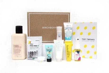 Birchbox UK Monthly Subscription Box