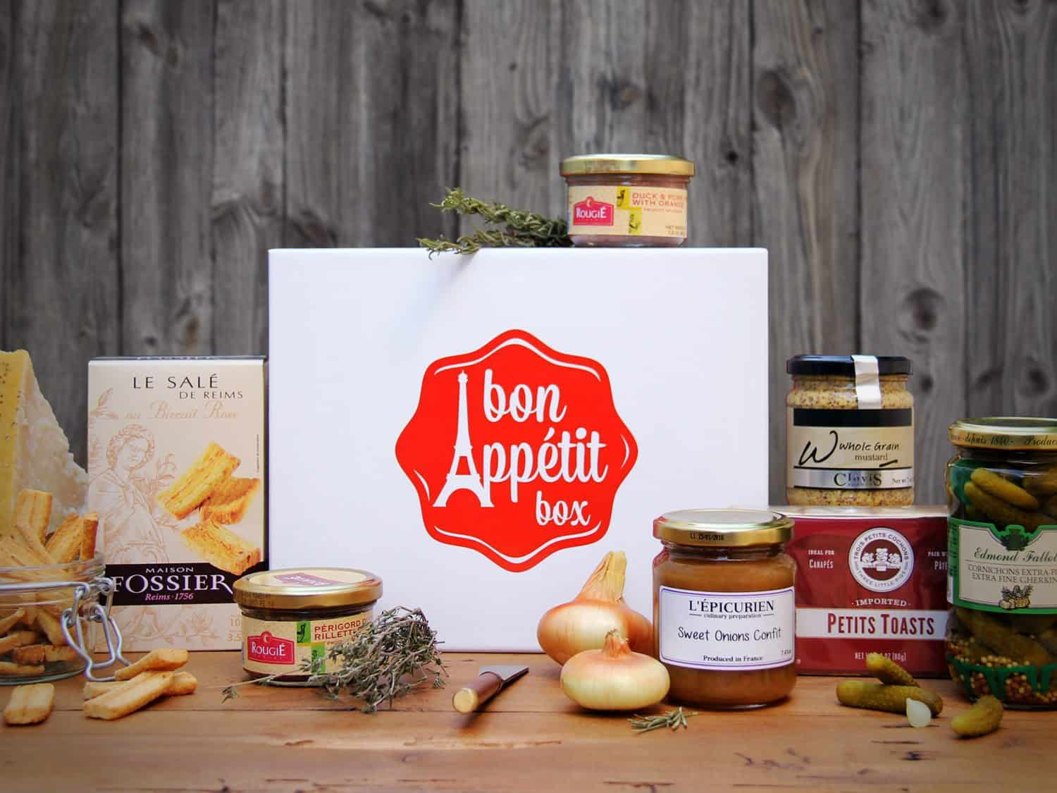 Bon Appétit Box Gourmet Food Subscription Box