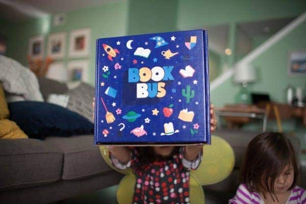 Book Bus Book Subscription Box