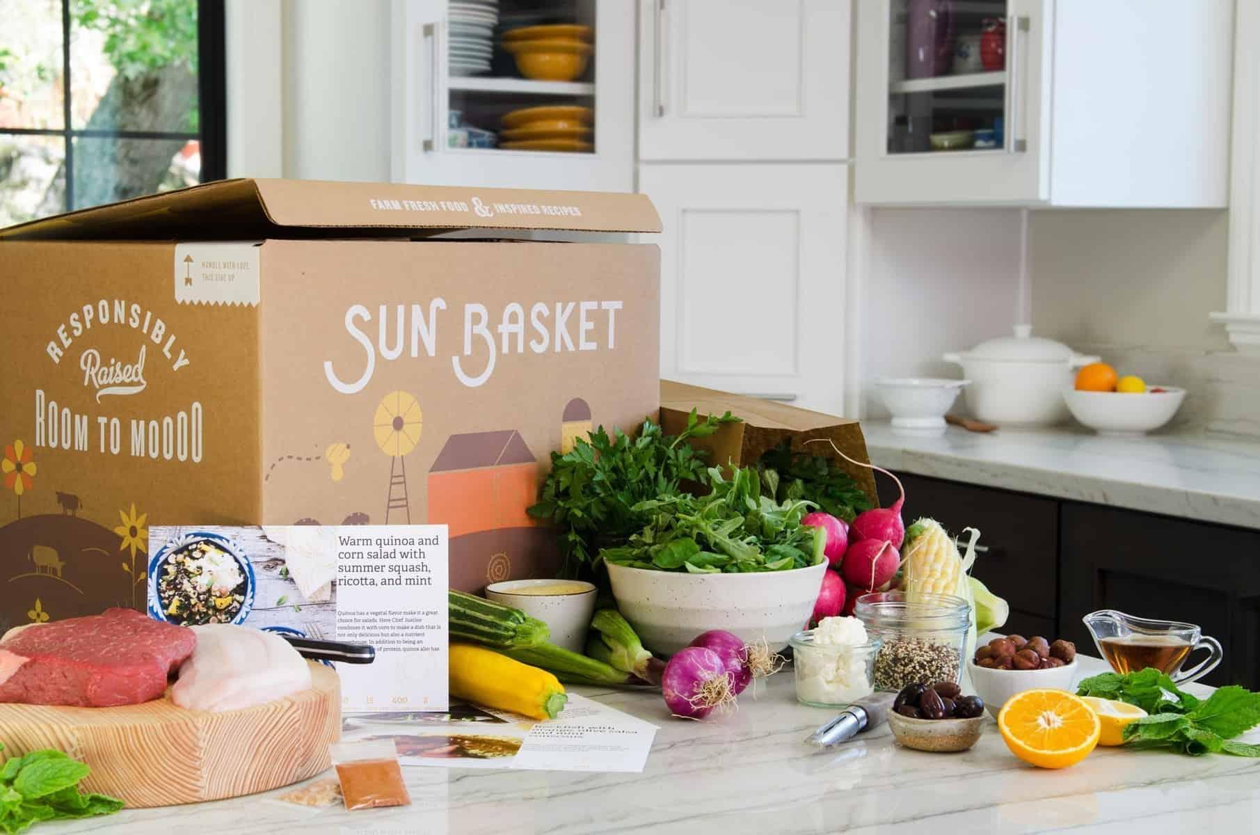 Sun Basket