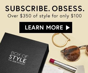 Box of Style Coupon - $20 Off Fall Box of Style by The Zoe Report