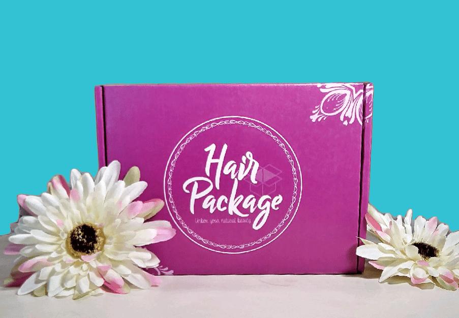 Hair Package Subscription Box