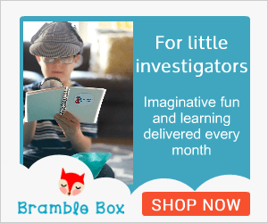 Save 50% Off Your Month of 1st Bramble Box