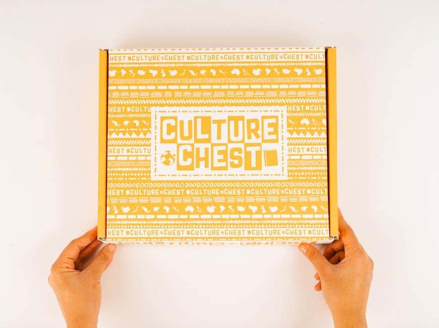 Culture Chest Subscription Box