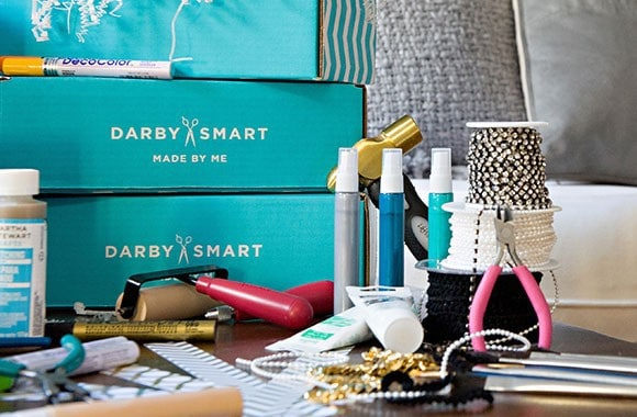 Darby Smart Monthly Craft Subscription Box
