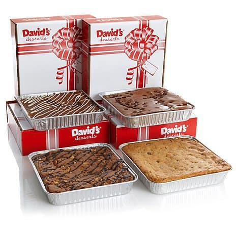 David's Cookies Brownie of the Month Club Monthly Subscription