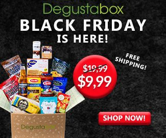 Degustabox Black Friday Special: Save $10 + Get a Free Gift