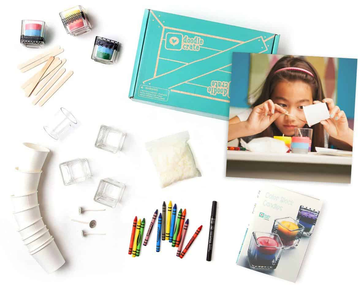 Doodle Crate Subscription Box