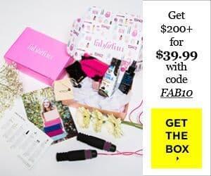 FabFitFun Coupon - $10 Off