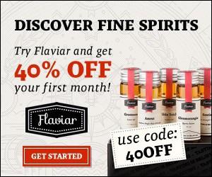 Flaviar 40% Off 1st Month