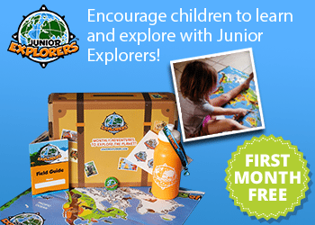 Free Junior Explorers Kit