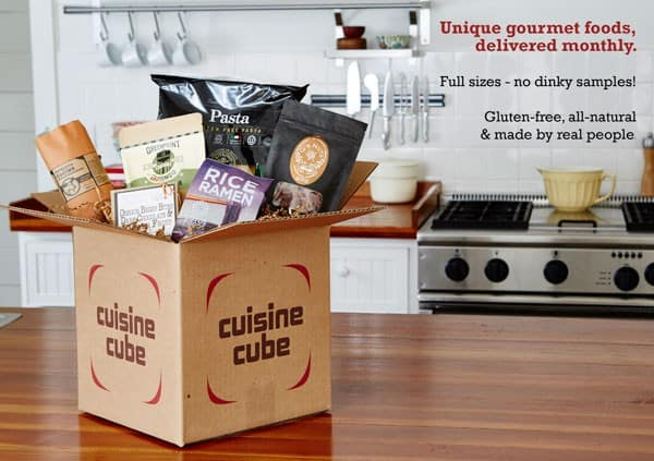 Save $15 Off Any Cuisine Cube Subscription