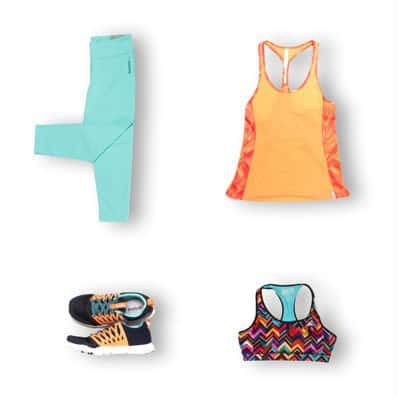 FYTSO Women's Fitness Subscription Box