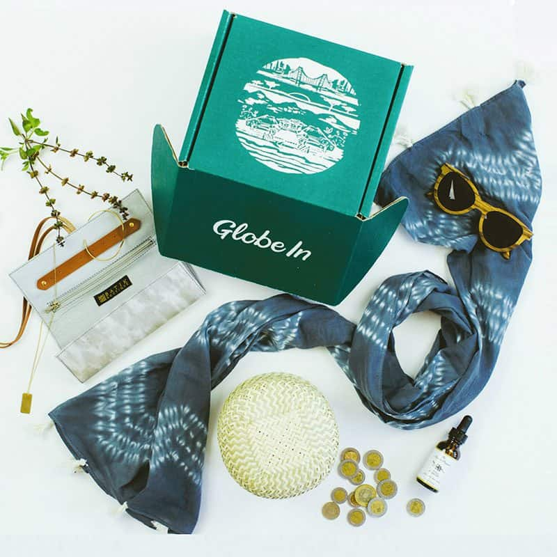 GlobeIn Free Box Offer: Get a Free Pamper Box