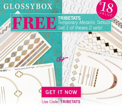 GLOSSYBOX April 2016 Free Gift