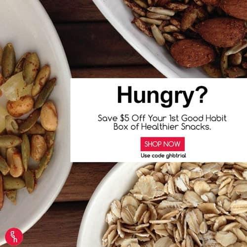 Good Habit Box Save $5 Off