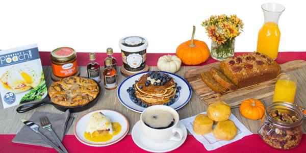 Hamptons Lane American Breakfast