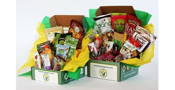 Healthy Surprise Monthly Food Subscription Box