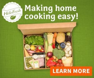 HelloFresh: Get a $50 Discount on Your First Two Boxes!