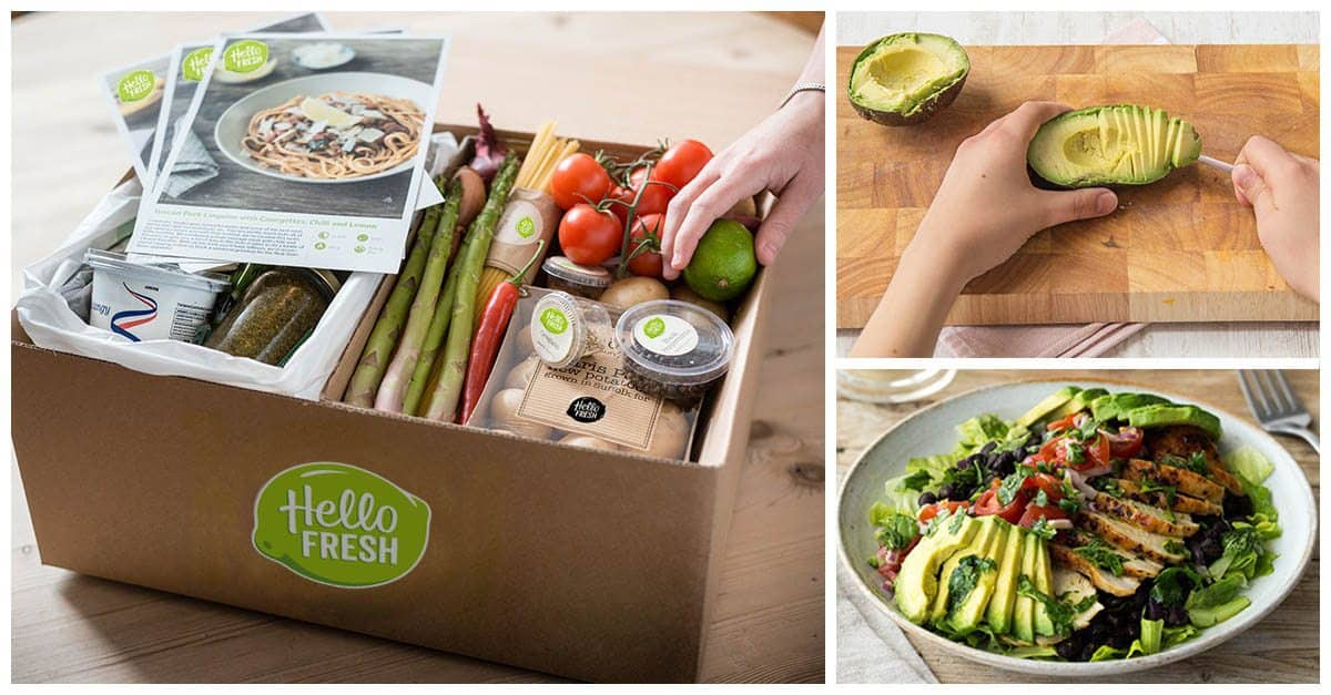 Save $50 Off Your 1st Two HelloFresh Meal Boxes