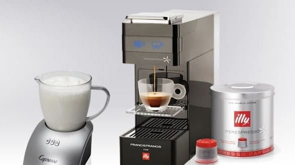 illy a casa Coffee Subscription