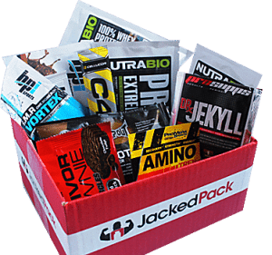 Save $5 Off Your 1st 3 Months of JackedPack