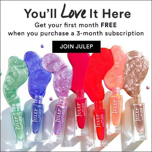Julep Maven - 1 Week Only! 1st Month FREE When You Join Julep Beauty