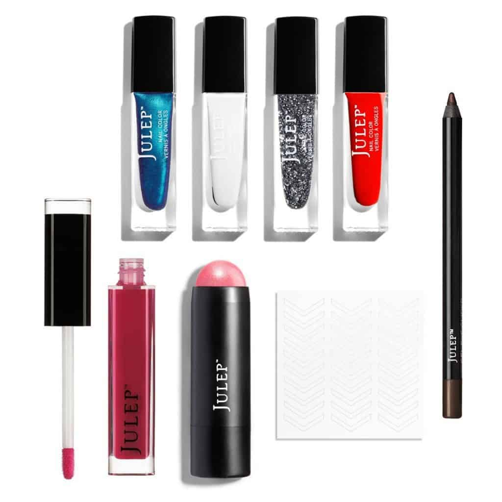 Julep Maven Free $122 Star-Spangled Beauty Gift