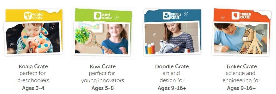 Kiwi Crate Brands