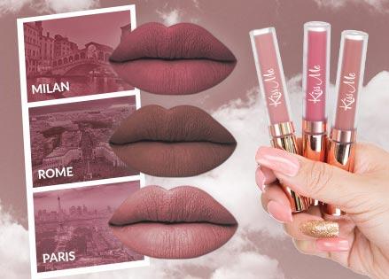 LiveGlam KissMe Club Subscription Box