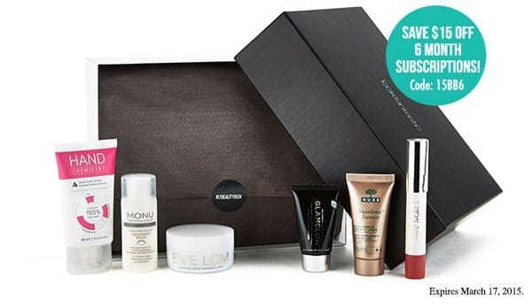 Lookfantastic Beauty Box Coupon
