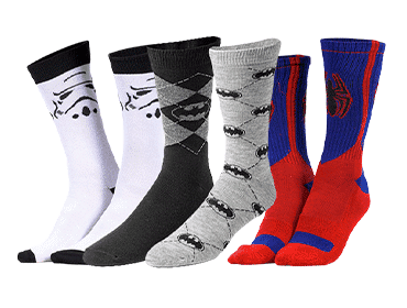 Loot Crate Level Up Socks Crate