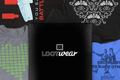 Loot Tees Loot Wear