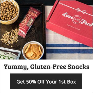 Love With Food 50% Off Gluten-Free Box Coupon