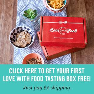 Love with Food Free Box