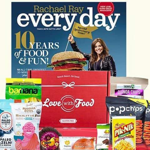 Love with Food - Rachel Ray Every Day Magazine