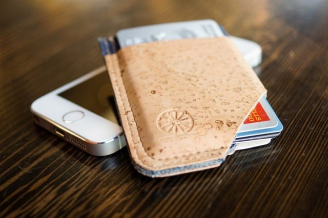 Free Slide Wallet with new Mantry Subscriptions