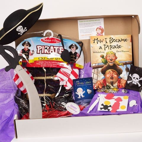 My Pretend Place Pretend Play Dress-Up Subscription Box