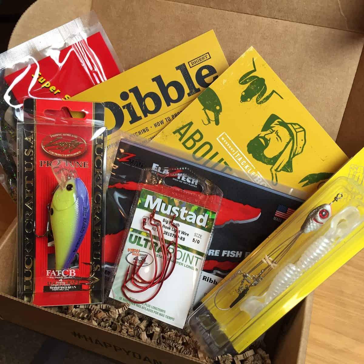 Mystery Tackle Box Fishing Subscription Box