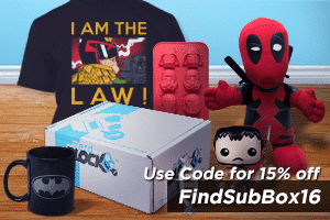 New Nerd Block Coupon Code: Save 15% Off Your 1st Classic Block