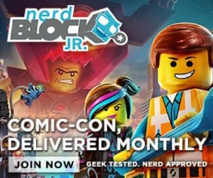 Nerd Block Jr. Coupon
