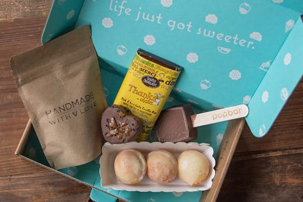 OrangeGlad Dessert Subscription Box