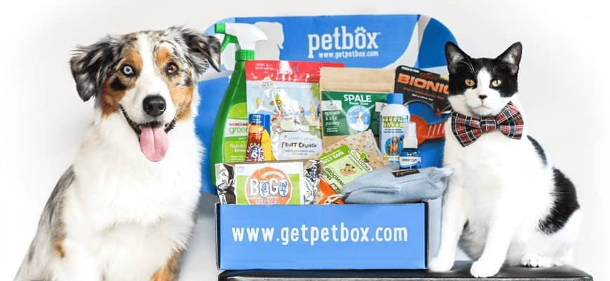 PetBox Pet Subscription Box