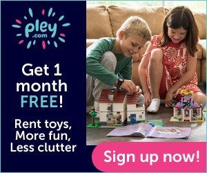 Play Black Friday - Get 1 Free Month of Pley