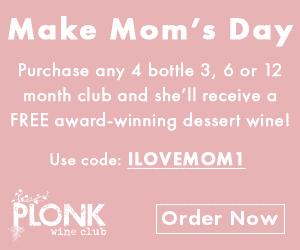 Plonk Wine Club: Free Dessert Wine When You Join