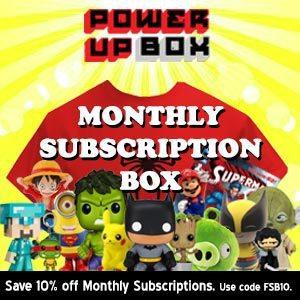 Power Up Box Coupon
