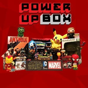 Power Up Box