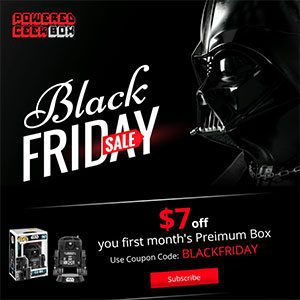 Powered Geek Box Black Friday Coupon