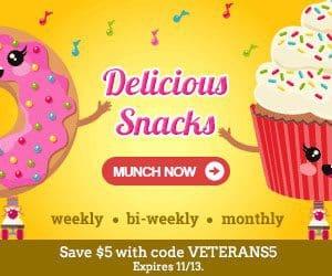 Save $5 Off MunchPak