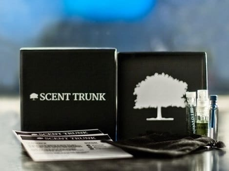 Scent Trunk Men's Cologne Subscription Box